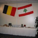 """Inaugural reception of the Belgian Lebanese Business Council"""